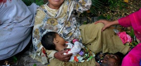 'Un ataque atroz y cobarde': Malala