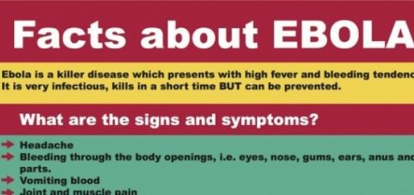 Casos de ebola continua a aumentar