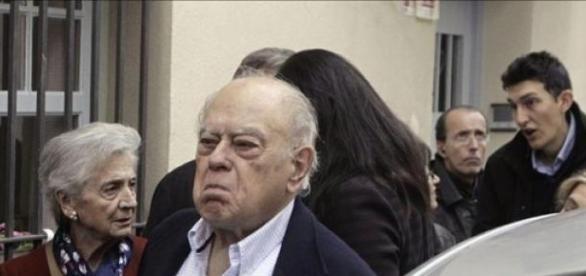 Jordi Pujol y su familia imputados