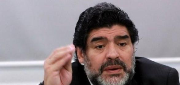 Maradona ha reconocido públicamente a sus hijos