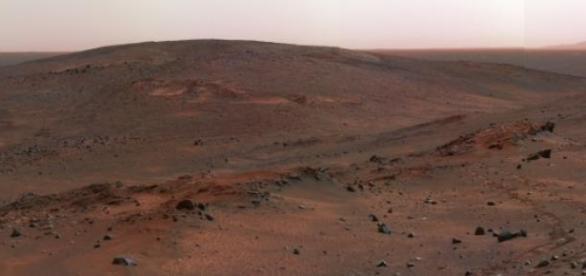Agua en Marte, cada día más probable