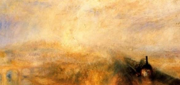 'El ferrocarril de Great Western', Turner 1844