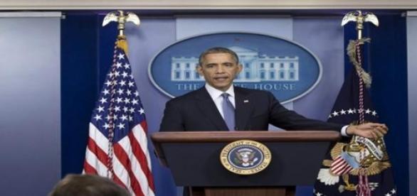 El Presidente Obama, Sony cometio un grave error