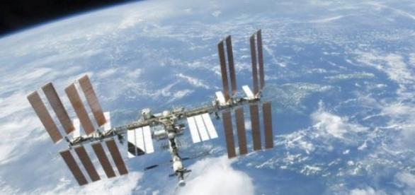 Energía solar espacial (Archivo)