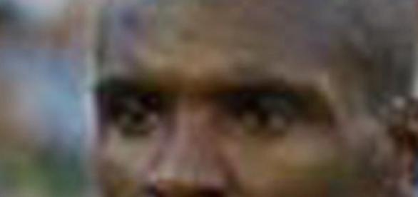 Eric Abidal sous le maillot du FC Barcelone