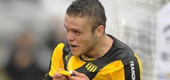 Jonathan Rodriguez é internacional uruguaio