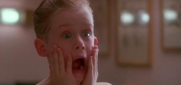 Macaulay Culkin już tak dziś niestety nie wygląda