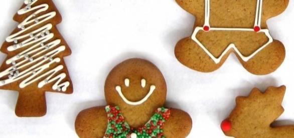 Recetas navideñas: galletas de Navidad.