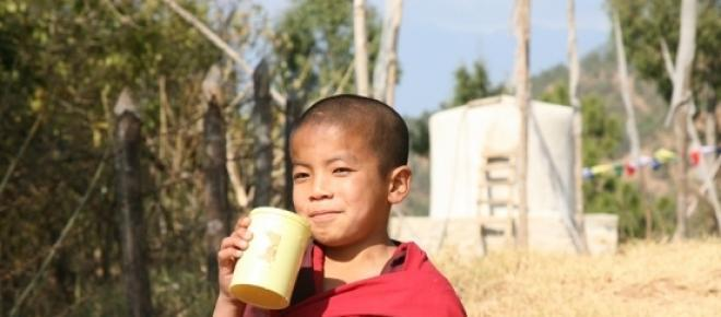 Buthan, ostatnie królestwo Shangri-La.