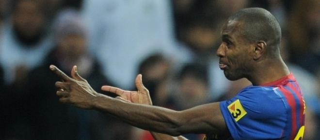 Eric Abidal raccroche ses crampons.