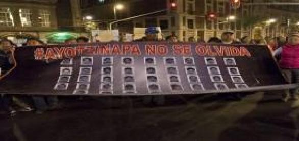 Continúan las protestas en México