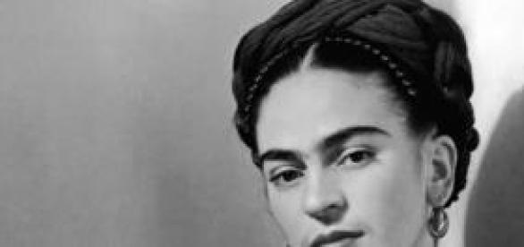 Frida Kahlo, artista mexicana