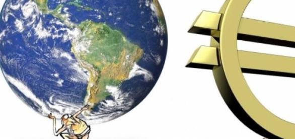 A crise e o Euro foram demais para a Europa
