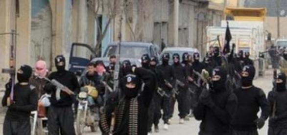 Combatentes do Estado Islâmico