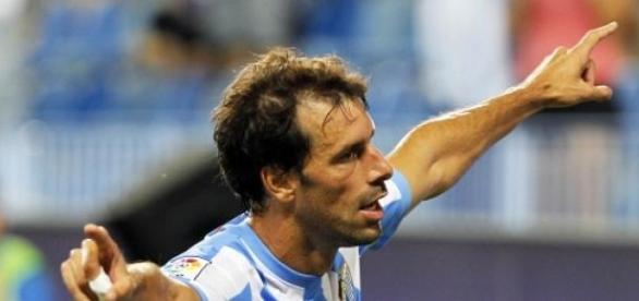 El Málaga pasa de ronda en la Copa del Rey