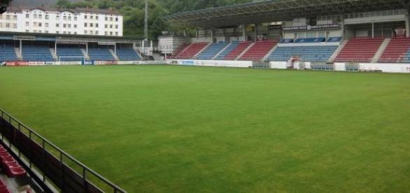 Estadio de Ipurúa en Eibar