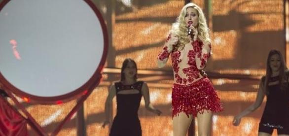 Suzy foi a representante de Portugal em 2014