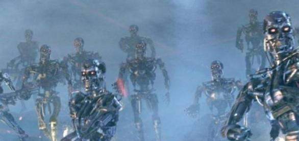 A dominação dos robôs se aproxima (Reprodução)