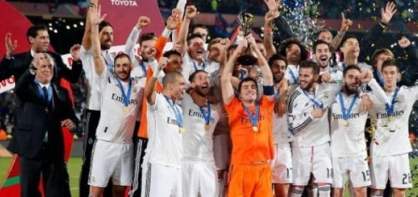 El Madrid, Campeón del Mundo de Clubes. Foto: RM