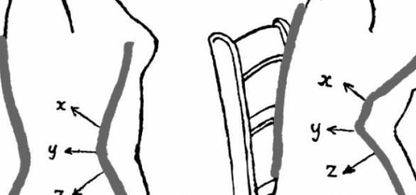 Les dangers de la posture assise