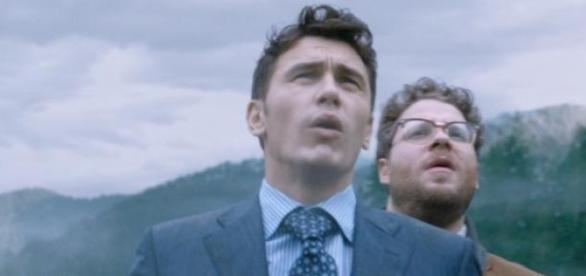 "película ""The Interview"" de James Franco"