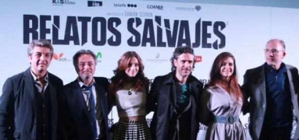 'Relatos Salvajes', la película más vista en Arg.