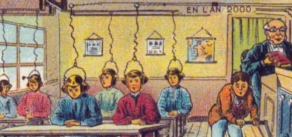 The future of learning as imagined in 1901