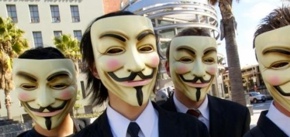 """Anonymous querem ver """"Uma Entrevista de Loucos"""""""