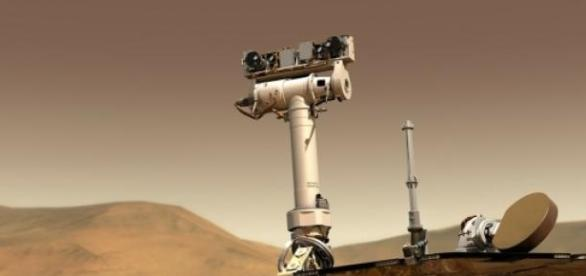 Curiosity está em Marte há mais de 20 meses
