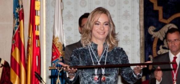 La alcaldesa de Alicante imputada en caso Brugal