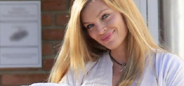 La guapísima modelo Esther Cañadas