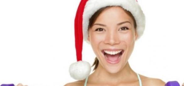 Navidad es sinónimo de vida sana.
