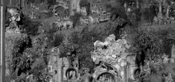 Presépio de Machado de Castro para a Sé de Lisboa