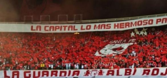 Santa Fe garantiu vaga no grupo do Atlético-MG