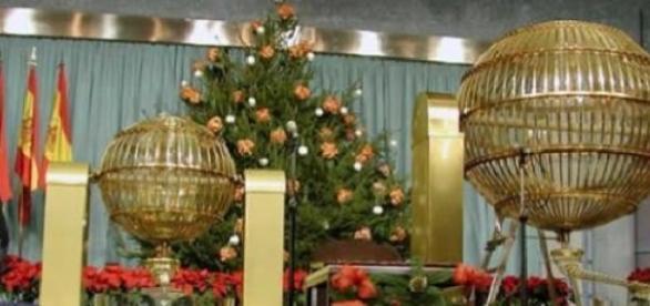Sorteo de la Lotería de la Navidad