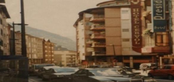 Av. Santa Coloma (Andorra La Vella) (Foto del A.)