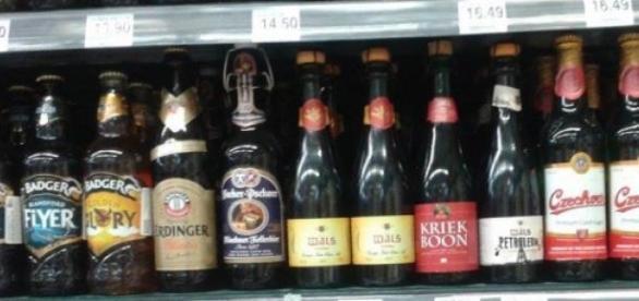 Cervejas importadas: mercado no verão