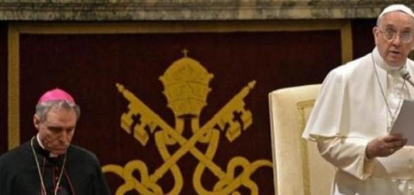 El Papa Francisco se mostró especialmente crítico.
