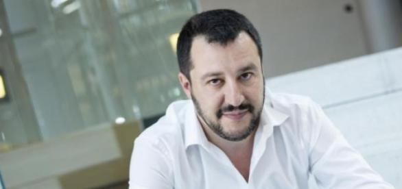 Matteo Salvini dice ancora no al Pd e a Renzi