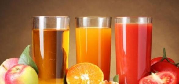 Sucuri naturale bune pentru aportul de vitamine