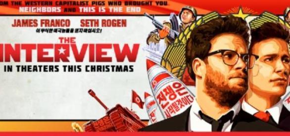 """The Interview"" esce a Natale nei cinema Usa"