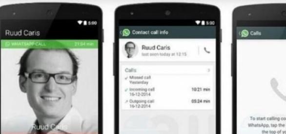 WhatsApp y el nuevo servicio de voz