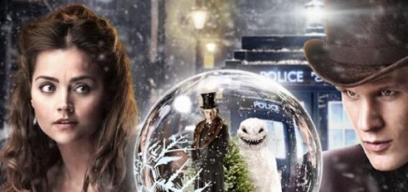A personagem Clara continua em Doctor Who