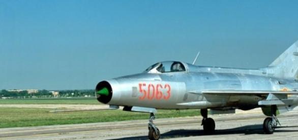 Coreia do Norte adquiriu 230 aviões de combate.