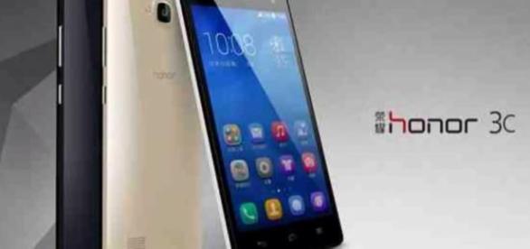Honor 3C: el smartphone barato.