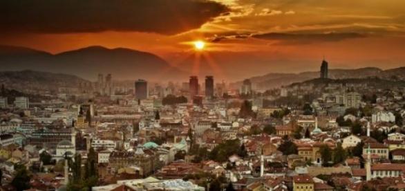 Sarajevo, Bosnia Herzegovina.