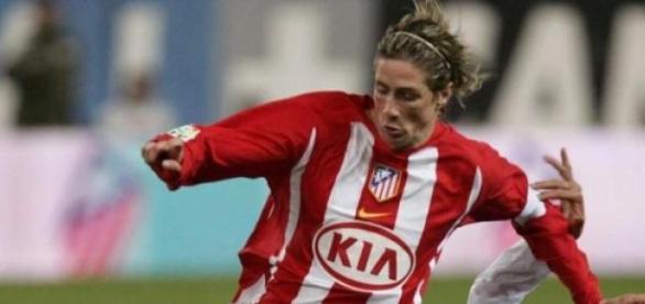 Torres, jugando un derbi. Foto: 20 Minutos