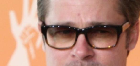 Brad Pitt (foto de archivo)