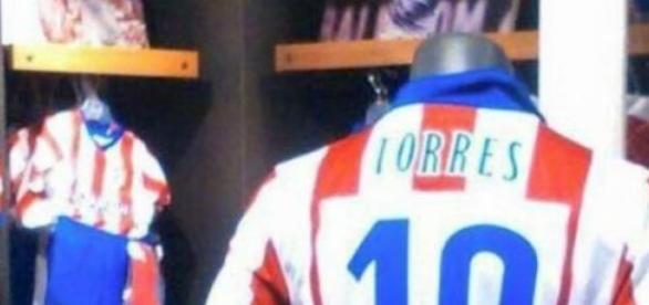 Camisas de Torres já são vendidas. Foto:Divulgação