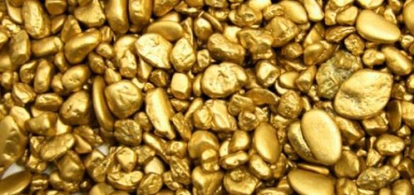Cantidades de oro, almacenadas en Taipéi